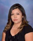 Paraprofessional Melissa Castro