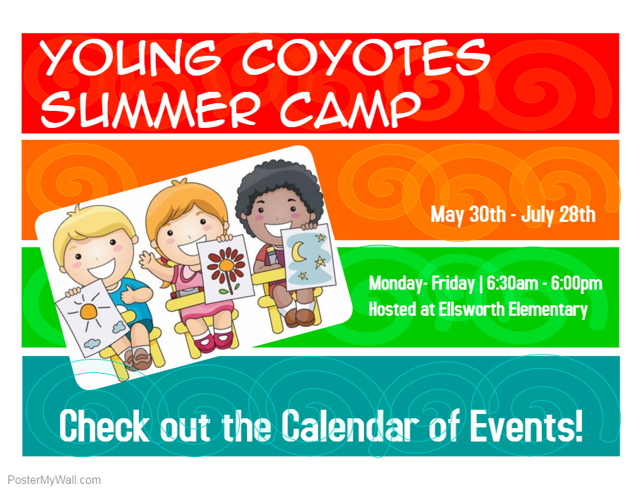 Young Coyotes Summer Camp