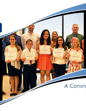 STV Scholastic Achievement Awards April 2016
