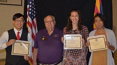 Congratulations, Graduating Seniors!