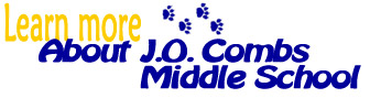 Learn more about JO Combs Middle School