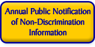 Annual Public Notification of Non-Discrimination Information