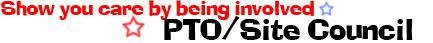 PTO/Site Council