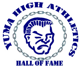 Yuma High Athletics Hall of Fame Logo
