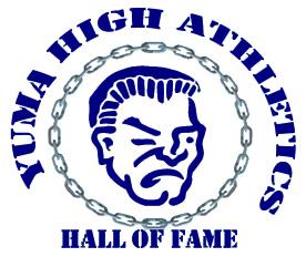 Yuma High Athletics Hall of Fame Logo