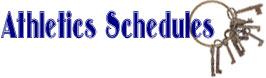 Athletics Schedules