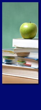 Apple on books