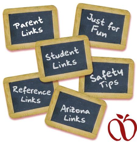Weblinks graphic