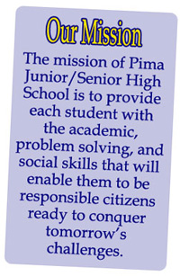 Jr High Our Mission