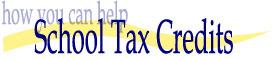 School Tax Credits