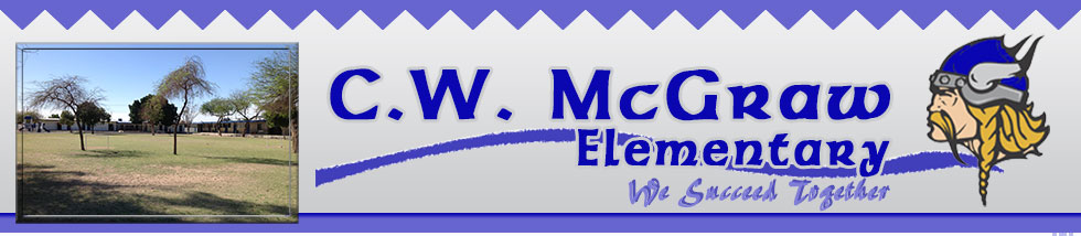 CW McGraw Elementary - We Succeed Together