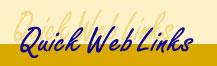 Quick Web Links