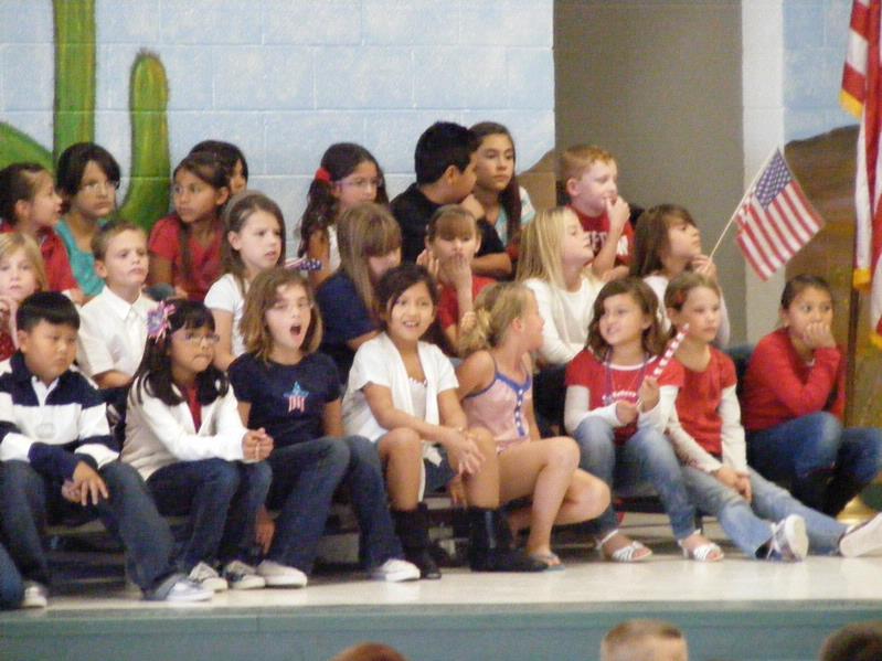 Sunrise Elementary Students