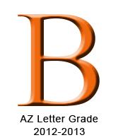 AZ Letter Grade for 2012-13