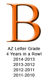 AZ Letter Grade 4 years in a row