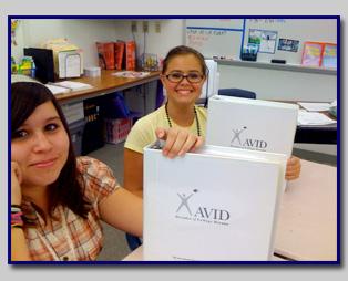 Avid Students