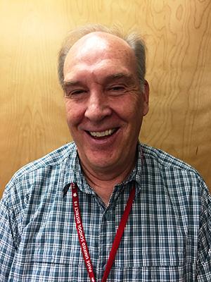 Principal Greg Stanfield