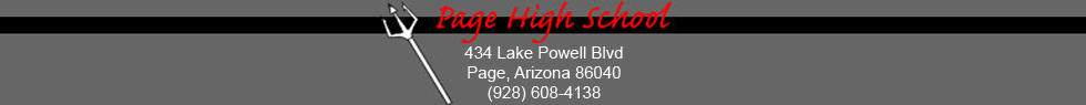 434 Lake Powell Blvd, Page, Arizona 86040 Phone: 928-608-4138
