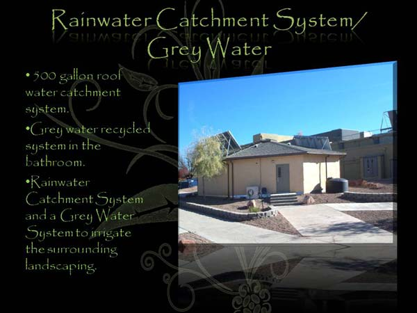 Rainwater Catchment Waterem/Grey