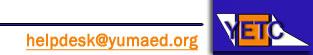 helpdesk@yumaed.org
