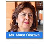 Ms. Olazava