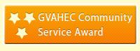 GVAHEC Community Service Award