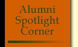 Alumni Spotlight Corner