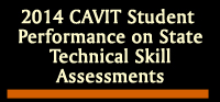 2014 CAVIT Student Performance on
