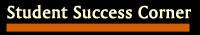 Student Success Corner