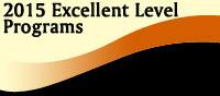 2015 Excellent Level Programs