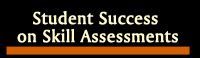 Student Success on Skill Assessments