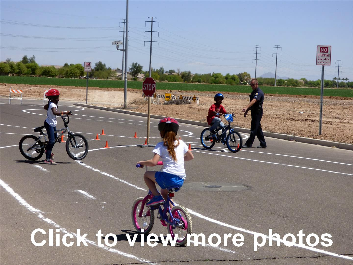 Bicycle Safety Event