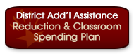 District Additional Assistance Reduction and Classroom Spending Plan
