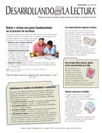 November Building Readers Newsletter Spanish Edition