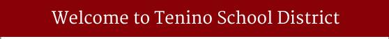 Welcome to Tenino