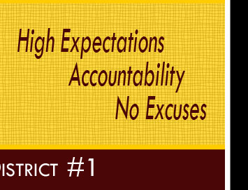 High Expectations, Accountability, No Excuses