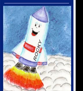 Rocky the Rocket