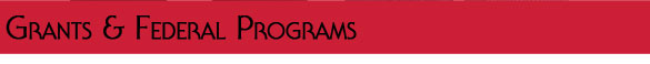 Grants & Federal Programs