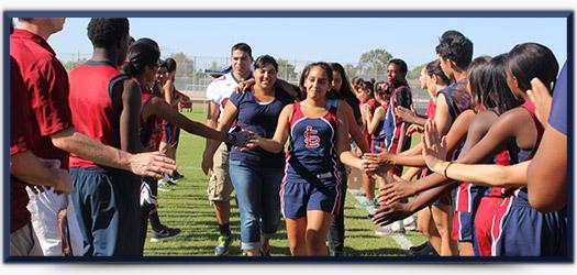 Sierra Linda Students and Staff