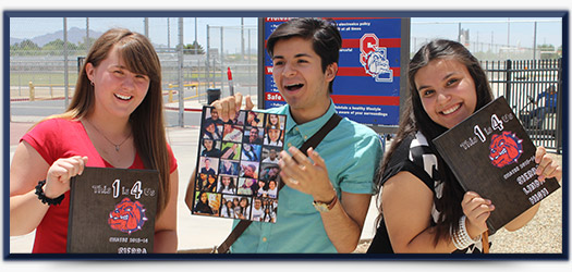 Sierra Linda Students and Staff