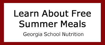 Learn About Free Summer Meals - Georgia School Nutrition