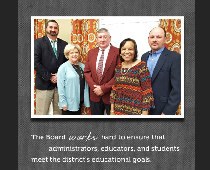 Governing Board Graphic
