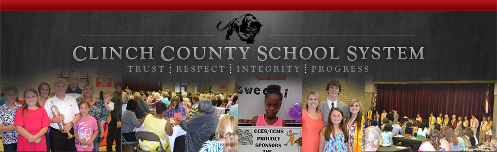 Clinch County Students and Staff