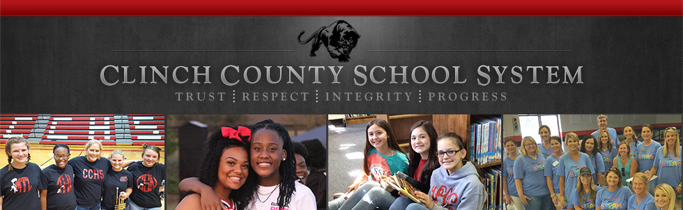 Clinch County students