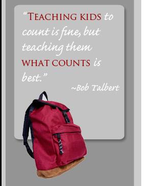 Bob Talbert Quote