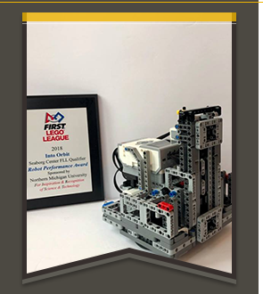 FMCS First LEGO League Award
