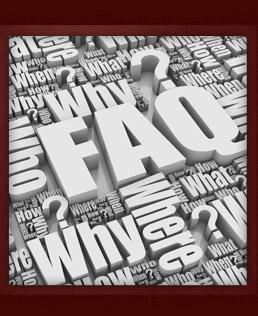 FAQ: When? Where? Who? What?
