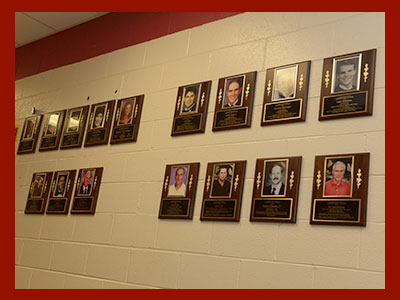 Athletics Hall of Fame