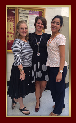 Lassiter Teachers Ready for a New Year