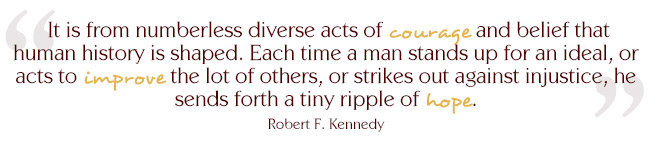 Quote by Robert F. Kennedy